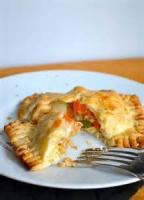 Vegetables - Potato -  Chicken-vegetable Pie