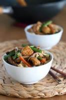 Vegetables - Shiitake Stir-fry