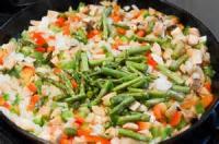 Vegetables - Mushroom -  Shrimp And Mushroom Grill
