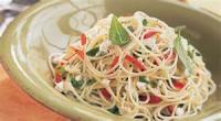 Vegetables - Peppers -  Mixed-herb Pasta With Bell Peppers And Feta
