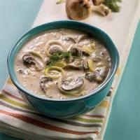 Vegetables - Mushroom -  Bourbob Three Mushroom Soup