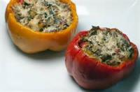 Vegetables - Peppers -  Summer Stuffed Peppers