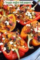 Vegetables - Stuffed Bell Peppers