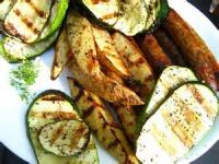 Vegetables - Barbecued Potatoes