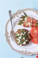 Vegetables - Boursin Stuffed Mushrooms