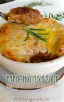 Vegetables - French Onion Soup By Ed