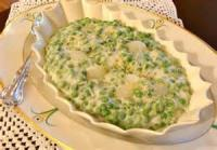 Vegetables - Peas -  Creamed Peas And Pearl Onions