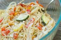 Vegetables - Peppers -  Sweet Peppers With Pasta
