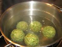 Vegetables - Italian Spinach Dumplings