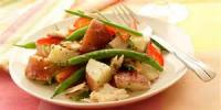 Vegetables - Potato Salad -  Blue Potato Honey Mustard Salad