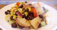 Vegetables - Potato Salad -  Southwestern Potato Salad