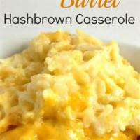 Vegetables - Cracker Barrel Hash Brown Casserole
