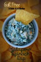 Vegetables - Jalapeno Spinach Dip