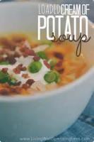 Vegetables - Golden Cream Of Potato Soup