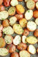 Vegetables - Parmesan Roasted Potatoes