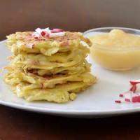 Vegetables - Potatoes Pancakes