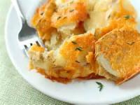 Vegetables - Scalloped Potatoes For Six