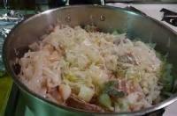 Vegetables - Smoked Pork And Sauerkraut