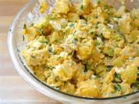Vegetables - Potato Salad -  Cajun Potato Salad