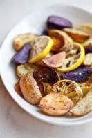 Vegetables - Potato -  Lemon Roasted Potatoes
