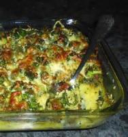 Vegetables - Potato Pie