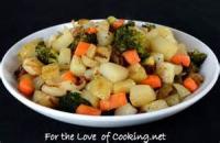 Vegetables - Roasted Potatoes