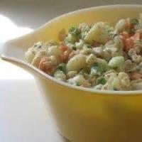 Vegetables - Potato Salad -  Hawaiian Potato Salad
