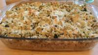 Vegetables - Spinach -  Chicken And Spinach Casserole
