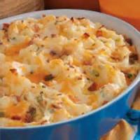 Vegetables - Potato -  Loaded Mashed Potatoes