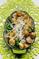 Vegetables - Potato Salad -  Asparagus And New Potato Salad