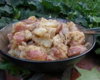 Vegetables - Potato Salad -  Hot German 'style' Potato Salad