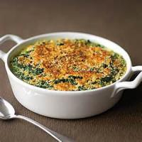 Vegetables - Creamed Spinach