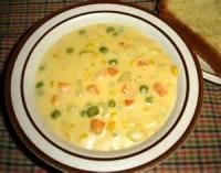 Vegetables - Creamy Potato Soup