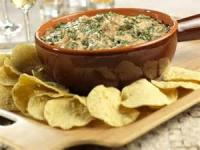 Vegetables - Hot Spinach Cheese Dip