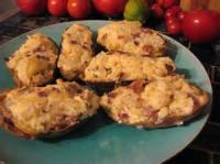 Vegetables - Potato -  Ranch Stuffed Potatoes