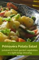 Vegetables - Potato Salad -  Potato Salad Primavera