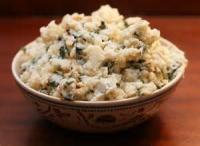 Vegetables - Potato -  Turnip Mashed Potatoes