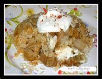 Vegetables - Sauerkraut Pork Casserole