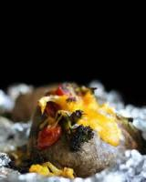 Vegetables - Potatoes Lorraine