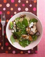 Vegetables - Spinach -  Hot Spinach Salad