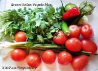 Vegetables - Salsa Green
