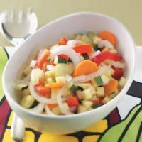 Vegetables - Squash -  Zucchini Confetti Relish