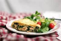 Vegetables - Spinach -  Spinach Torte