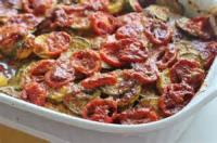 Vegetables - Squash -  Zucchini Casserole