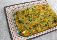 Vegetables - Squash -  Boston Market Squash Casserole