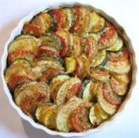 Vegetables - Yellow Squash Bake