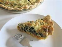 Vegetables - Spinach -  Ricotta Spinach Pie