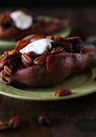 Vegetables - Sweet Potato -  Sweet Potatoes And Cranberries