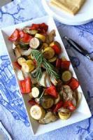 Vegetables - Zuccini Me Yaurti
