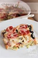 Vegetables - Shirley's Cheesy Zucchini Casserole